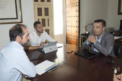 Diputación de Cádiz y Ayuntamiento de Los Barrios coordinan acciones en materia de vivienda