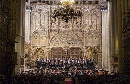 La Orquesta Titular del Teatro Real clausura la VI Edición del Festival El Greco en la Catedral de Toledo