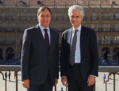 El alcalde de Salamanca destaca la importancia de llegar a acuerdos que permitan la gobernabilidad