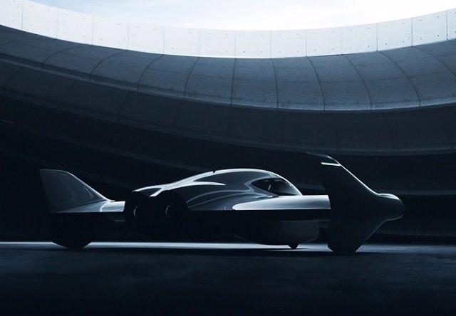 Prototipo de vehículo aéreo de Porsche y Boeing
