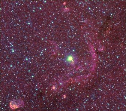 Cómo las estrellas supergigantes se calientan y enfrían repetidamente