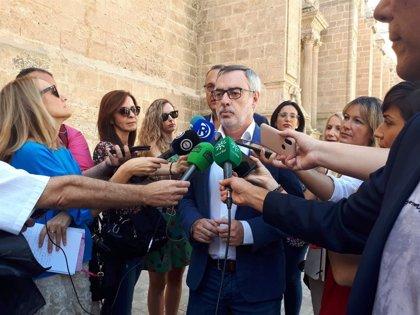 """Villegas: """"En Ciudadanos le hemos dado la vuelta siempre a las encuestas"""""""