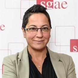 La nueva vicepresidenta de la SGAE, Inma Serrano