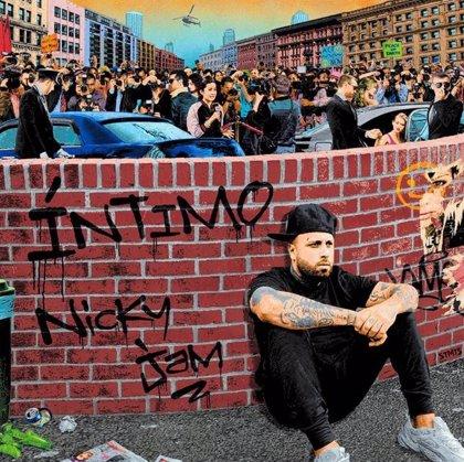 Nicky Jam anuncia nuevo álbum: 'Íntimo'