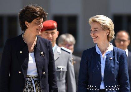 """UE.- Von der Leyen pide resolver """"cuanto antes"""" el relevo de los tres comisarios vetados por el PE"""