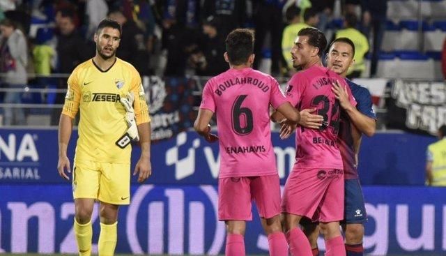 Fútbol/Segunda.- (Previa) El Málaga quiere salir de la crisis ante el líder Cádi