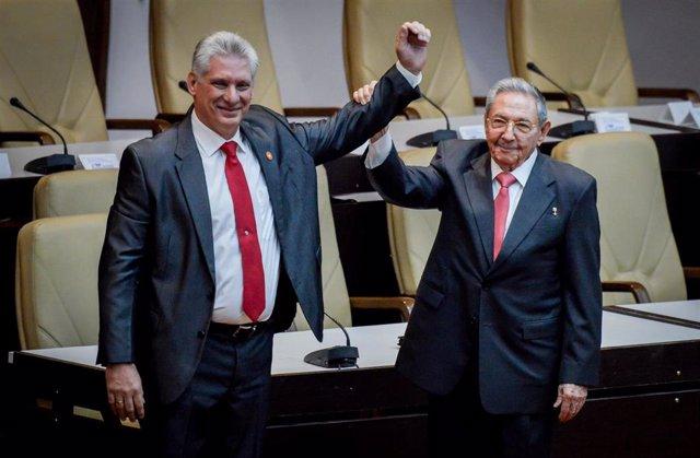 El presidente de Cuba, Miguel Díaz-Canel. (Imagen de archivo)