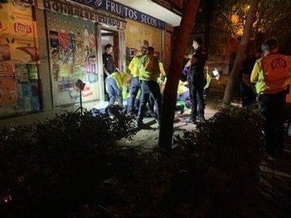 Muere un hombre de origen chino al ser apuñalado en un establecimiento de alimentación en Vicálvaro