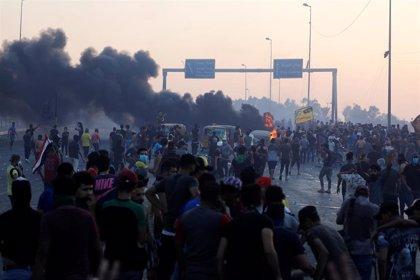 """HRW denuncia el uso de """"fuerza letal"""" contra manifestantes en Irak"""
