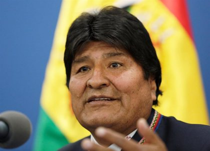 Morales podría perder la Presidencia de Bolivia, según una encuesta