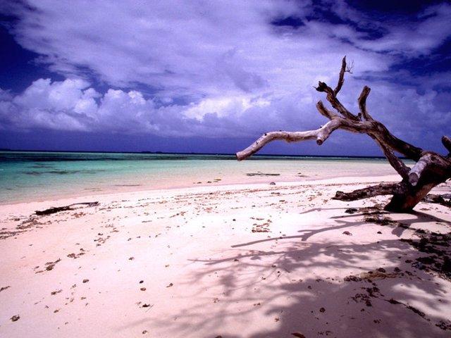 Imagen de archivo de las Islas Marshall