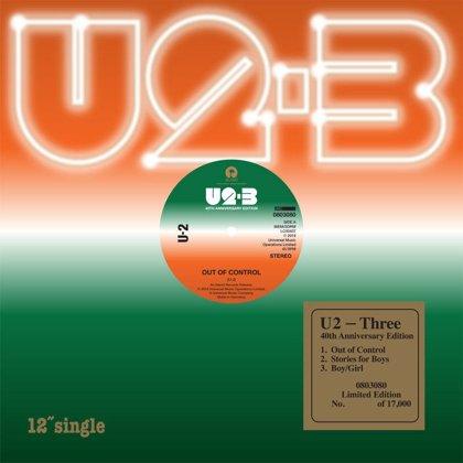 U2 reedita en vinilo su primer lanzamiento por su 40 aniversario
