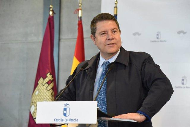 Presidente de C-LM, Emiliano García-Page