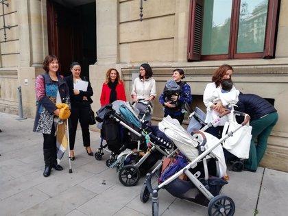 España.-La juez desestima las reclamaciones para la devolución del IRPF por maternidad en Navarra