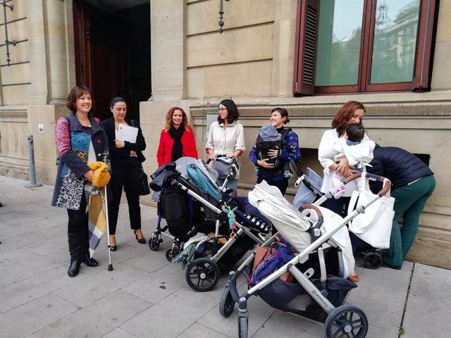 La juez desestima las reclamaciones para la devolución del IRPF por maternidad e