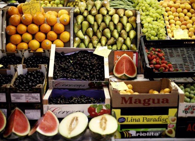 Los precios no varían en Aragón sobre el mes anterior en septiembre.