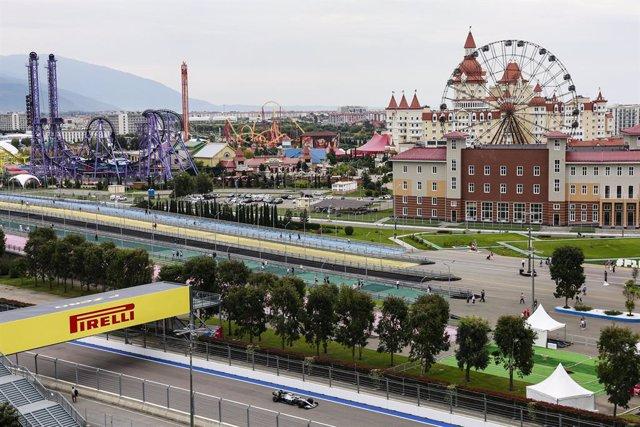 Fórmula 1/GP Japón.- Bottas lidera una jornada que el tifón Hagibis puede conver