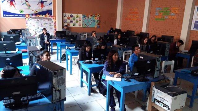 UNIR inicia su Campus Solidario de la mano de la ONGD riojana Kaipacha Inti.