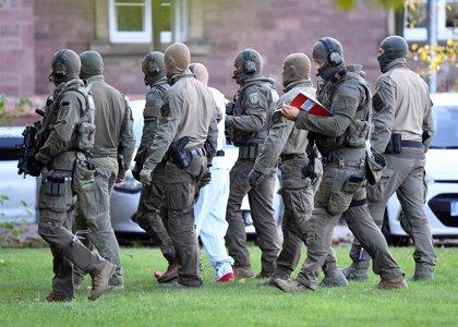 Alemania.- El detenido por el ataque de Halle confiesa el crimen y su motivación antisemita