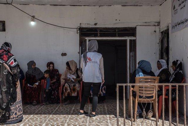Irak.- La depresión y los intentos de suicidio se extienden entre la población y
