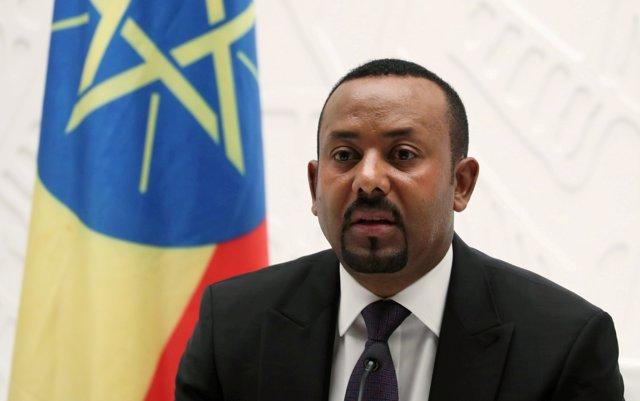 El primer ministro de Etiopía,premio Nobel  de la Paz 2019
