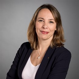 Clotilde Delbos, consejera delegada interina de Renault