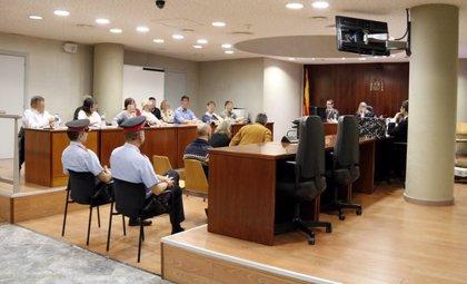 Els forenses diuen que les ferides de la víctima del crim Acadèmia de Lleida són mortals i va tenir poca capacitat de defensa