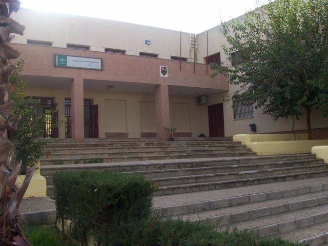Colegio Sierra de Cádiz en Algar