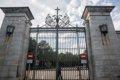 El Gobierno cierra el Valle de los Caídos con la intención de exhumar a Franco entre el 18 y 22 de octubre