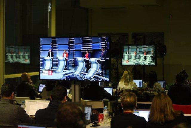 Debat electoral a TVE