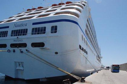 El crucero de lujo Náutica hace escala este sábado en Motril (Granada) por segunda vez