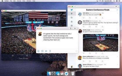 Portaltic.-La 'app' nativa de Twitter regresa a los ordenadores de Apple y ya puede descargarse desde macOS Catalina