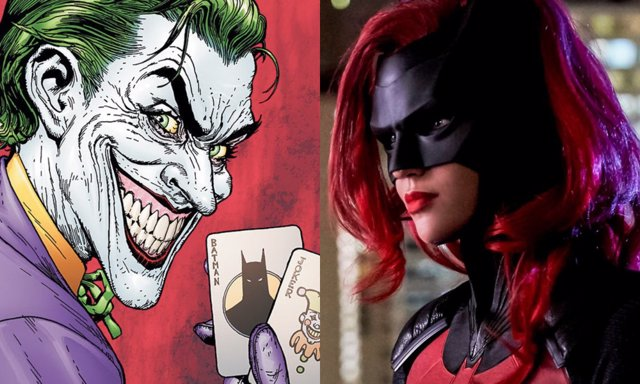 ¿Está Joker En Batwoman?