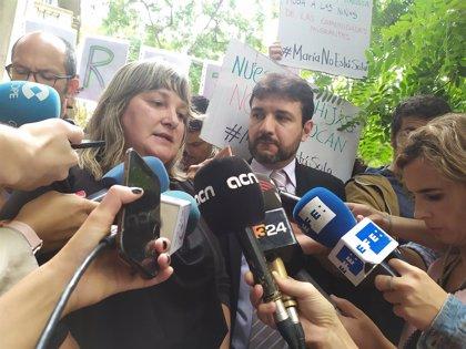 Uruguay.- Los abogados de la madre de la niña de Uruguay critican que la juez ordenara entregarla a Mossos