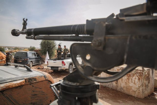 Siria.- La ofensiva de Erdogan suma nuevos muertos a ambos lados de la frontera