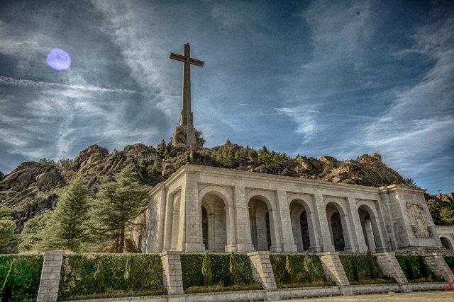 Imatge del Valle de los Caídos on està enterrat Francisco Franco, (Madrid/Espanya), a 2 d'octubre del 2019.