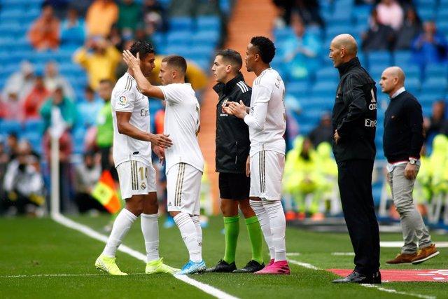 """Fútbol.- Casemiro: """"Pedí más protagonismo a Zidane y me dijo que cuando empezara"""