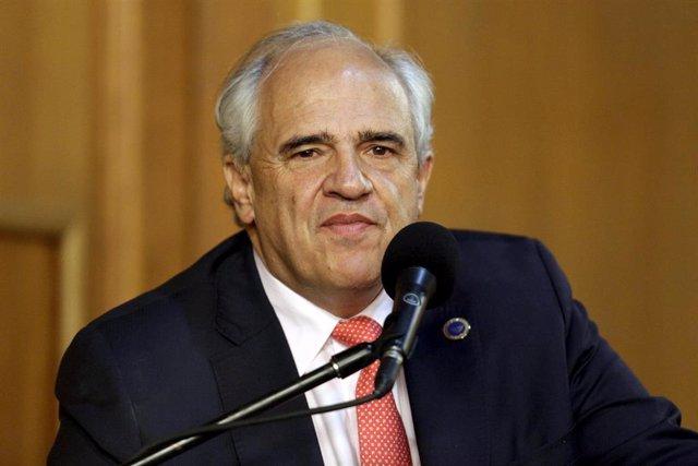 El ex presidente de Colombia Ernesto Samper