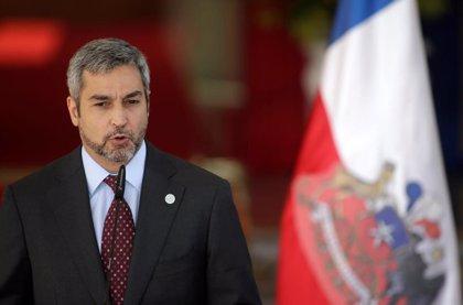 Paraguay.- El presidente de Paraguay carga contra la justicia de Uruguay y Finlandia por dar asilo a tres prófugos