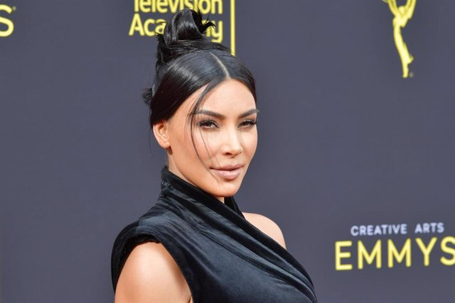 Kim Kardashian en los Creative Arts Emmy Awards 2019