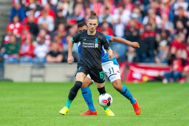 Fútbol.- La FA suspende 14 días a Elliott por mofarse de Harry Kane