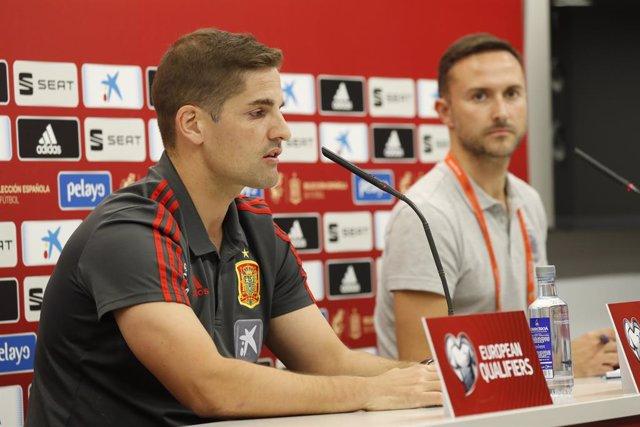 """Fútbol/Selección.- Moreno, sobre la Euro 2020: """"Ansu Fati ha demostrado muchas c"""