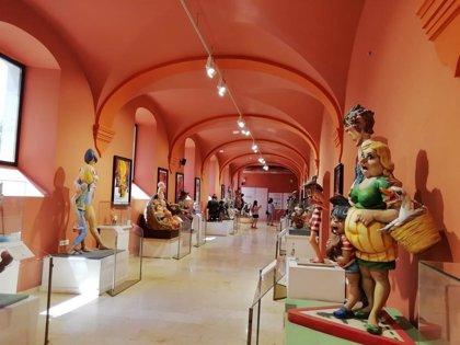 """Los museos festivos de Valencia baten """"récord histórico"""" en septiembre con 18.000 visitantes"""