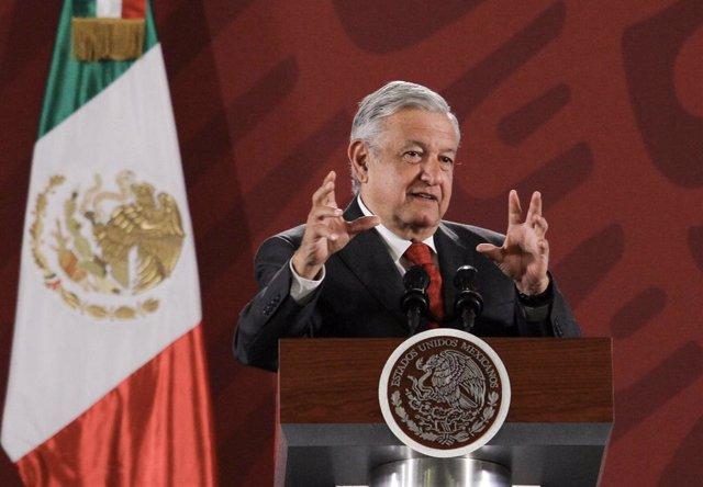 "El presidente de México insiste en que España debe ""pedir perdón"" por los ""abuso"