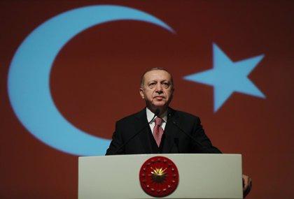 Siria.- Erdogan resalta que Turquía no detendrá su ofensiva contra las fuerzas kurdas en Siria pese a las críticas