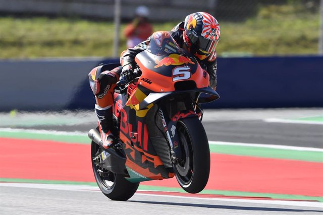05 ZARCO Johann (Fra) Red Bull KTM Factory Racing, KTM , action during MotoGP race of myWorld Motorrad Grand Prix von Osterreich at Red Bull Ring, in Spielberg, from August 9 to 11, 2019 in Austria - Photo Studio Milagro / DPPI