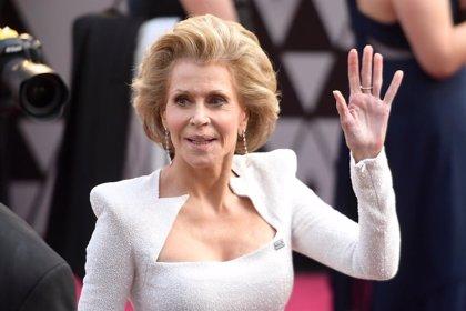 EEUU.- Detenidas 16 personas, entre ellas Jane Fonda, en una protesta en el Capitolio contra el cambio climático