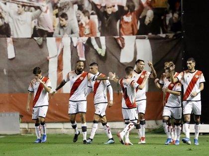 El Rayo vence con remontada al Tenerife