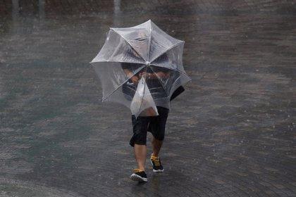 Japón recomienda la evacuación a cientos de miles de personas a medida que se acerca el tifón 'Hagibis'