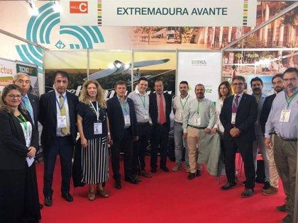 La Junta intensifica las relaciones institucionales y comerciales del sector de la agrotecnología extremeña en Argelia